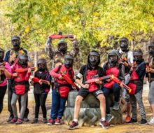 Paintball Kids. Irconniños.com