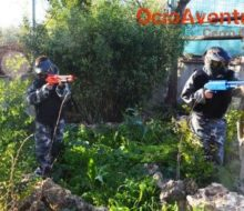 Paintball infantil. Irconninos.com